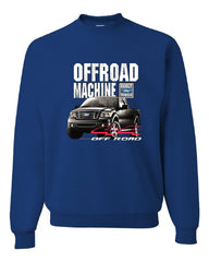 Licensed Ford F-150 Sweatshirt Offroad Machine Built Ford Tough - Tee Hunt - 5