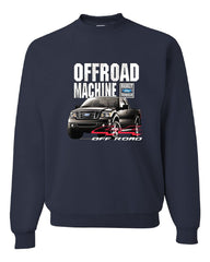 Licensed Ford F-150 Sweatshirt Offroad Machine Built Ford Tough - Tee Hunt - 8