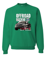 Licensed Ford F-150 Sweatshirt Offroad Machine Built Ford Tough - Tee Hunt - 3