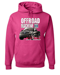Licensed Ford F-150 Hoodie Offroad Machine Built Ford Tough Sweatshirt - Tee Hunt - 9