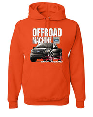 Licensed Ford F-150 Hoodie Offroad Machine Built Ford Tough Sweatshirt - Tee Hunt - 4