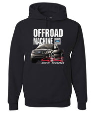 Licensed Ford F-150 Hoodie Offroad Machine Built Ford Tough Sweatshirt - Tee Hunt - 2