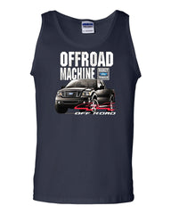 Licensed Ford F-150 Tank Top Offroad Machine Built Ford Tough - Tee Hunt - 7