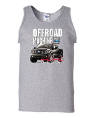 Licensed Ford F-150 Tank Top Offroad Machine Built Ford Tough - Tee Hunt - 4