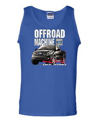 Licensed Ford F-150 Tank Top Offroad Machine Built Ford Tough - Tee Hunt - 3