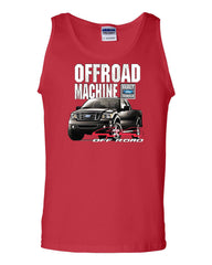 Licensed Ford F-150 Tank Top Offroad Machine Built Ford Tough - Tee Hunt - 5