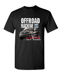 Licensed Ford F-150 T-Shirt Offroad Machine Built Ford Tough Tee Shirt - Tee Hunt - 2