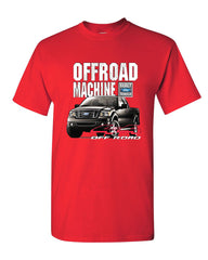 Licensed Ford F-150 T-Shirt Offroad Machine Built Ford Tough Tee Shirt - Tee Hunt - 9
