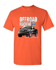 Licensed Ford F-150 T-Shirt Offroad Machine Built Ford Tough Tee Shirt - Tee Hunt - 10