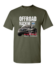 Licensed Ford F-150 T-Shirt Offroad Machine Built Ford Tough Tee Shirt - Tee Hunt - 13