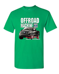 Licensed Ford F-150 T-Shirt Offroad Machine Built Ford Tough Tee Shirt - Tee Hunt - 12