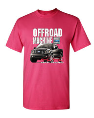 Licensed Ford F-150 T-Shirt Offroad Machine Built Ford Tough Tee Shirt - Tee Hunt - 14