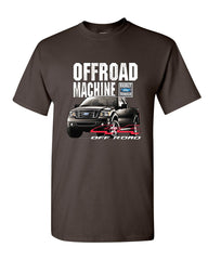 Licensed Ford F-150 T-Shirt Offroad Machine Built Ford Tough Tee Shirt - Tee Hunt - 17