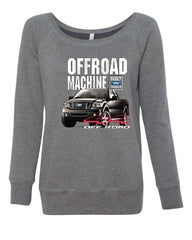 Licensed Ford F-150 Sweatshirt Offroad Machine Built Ford Tough - Tee Hunt - 6