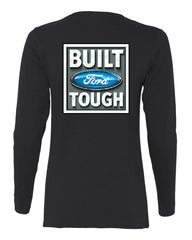 Built Tough Long Sleeve T-Shirt Licensed Ford Truck 4x4 F150 Mustang