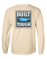 Built Tough Long Sleeve T-Shirt Licensed Ford Truck 4x4 F150 Mustang - Tee Hunt - 9