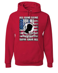 POW MIA You Are Not Forgotten Hoodie Some Gave All Sweatshirt