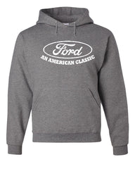 Ford An American Classic Hoodie Ford Truck Licensed Sweatshirt - Tee Hunt - 7