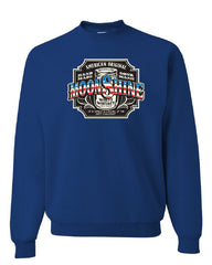 Moonshine American Original Crew Neck Sweatshirt Tennessee Whiskey