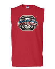 Moonshine American Original Muscle Shirt Tennessee Whiskey - Tee Hunt - 5