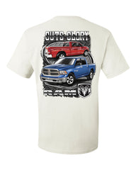 Dodge Ram Guts And Glory T-Shirt Dodge Truck Licensed Tee Shirt - Tee Hunt - 12