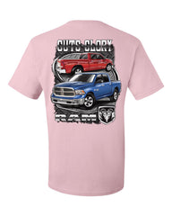 Dodge Ram Guts And Glory T-Shirt Dodge Truck Licensed Tee Shirt - Tee Hunt - 10