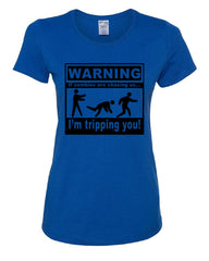 If Zombies Are Chasing Us I'm Tripping You  T-Shirt Zombie Apocalypse - Tee Hunt - 3