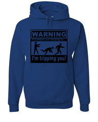If Zombies Are Chasing Us I'm Tripping You  Hoodie Zombie Apocalypse - Tee Hunt - 4