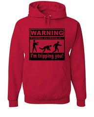 If Zombies Are Chasing Us I'm Tripping You  Hoodie Zombie Apocalypse - Tee Hunt - 3