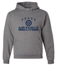 Proud Air Force Mom Hoodie US Air Force Sweatshirt