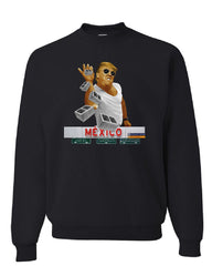A Pinch of the Wall Sweatshirt Trump Salt Bae Immigration Mexico Sweater