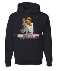 A Pinch of the Wall Hoodie Trump Salt Bae Immigration Mexico Sweatshirt