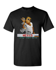 A Pinch of the Wall T-Shirt Trump Salt Bae Immigration Mexico Mens Tee Shirt
