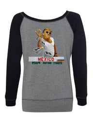 A Pinch of the Wall Women's Sweatshirt Trump Salt Bae Immigration Mexico