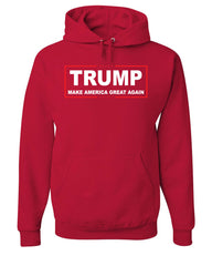 TRUMP Hoodie Make America Great Again Sweatshirt - Tee Hunt - 5