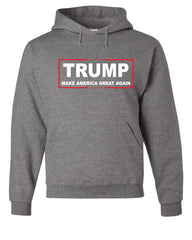 TRUMP Hoodie Make America Great Again Sweatshirt - Tee Hunt - 7