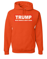 TRUMP Hoodie Make America Great Again Sweatshirt - Tee Hunt - 4