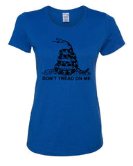 Don't Tread On Me T-Shirt Gadsden Flag Political Patriot - Tee Hunt - 3