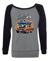Dodge Super Bee  Women's Sweatshirt American Classic Muscle Car