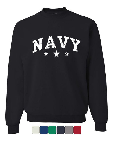 NAVY Sweatshirt Navy Seal American Patriot Military Veteran POW MIA Sweater