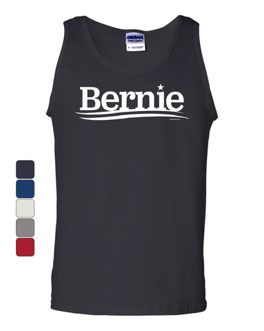Bernie Sanders Tank Top 2020 Presidential Elections Vote Democrat Sleeveless