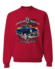 American Tradition Ford Motor Company Sweatshirt Classic Since 1903 Sweater