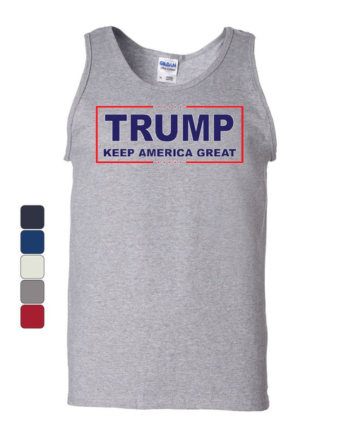 Trump Keep America Great Tank Top 2020 Election Republican POTUS Sleeveless