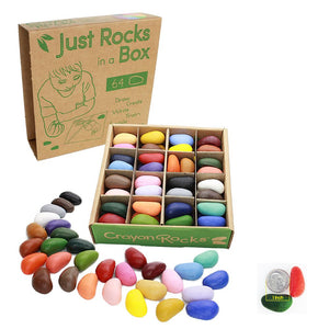32 Color Just Rocks in a Box