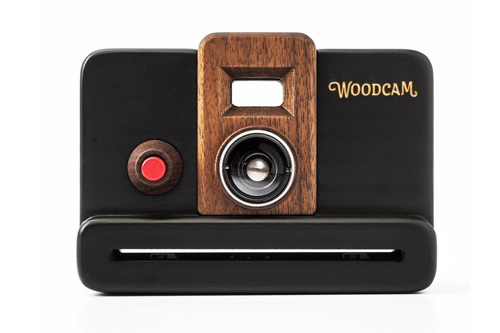 Instant One 2.0 Wooden Digital Camera