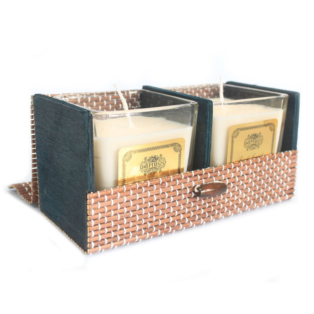 Bamboo Gift Box - Fine (Double)