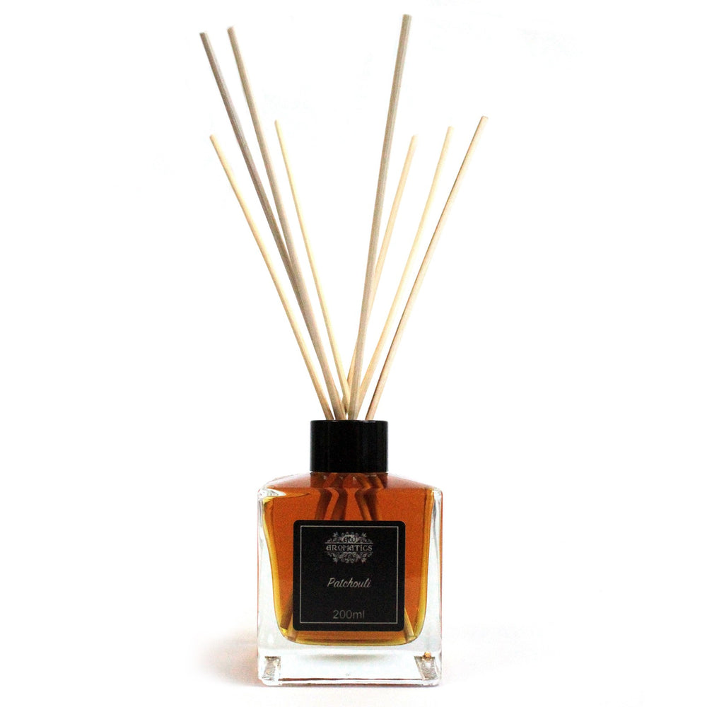 Essential Oil Reed Diffuser: Patchouli - 200ml