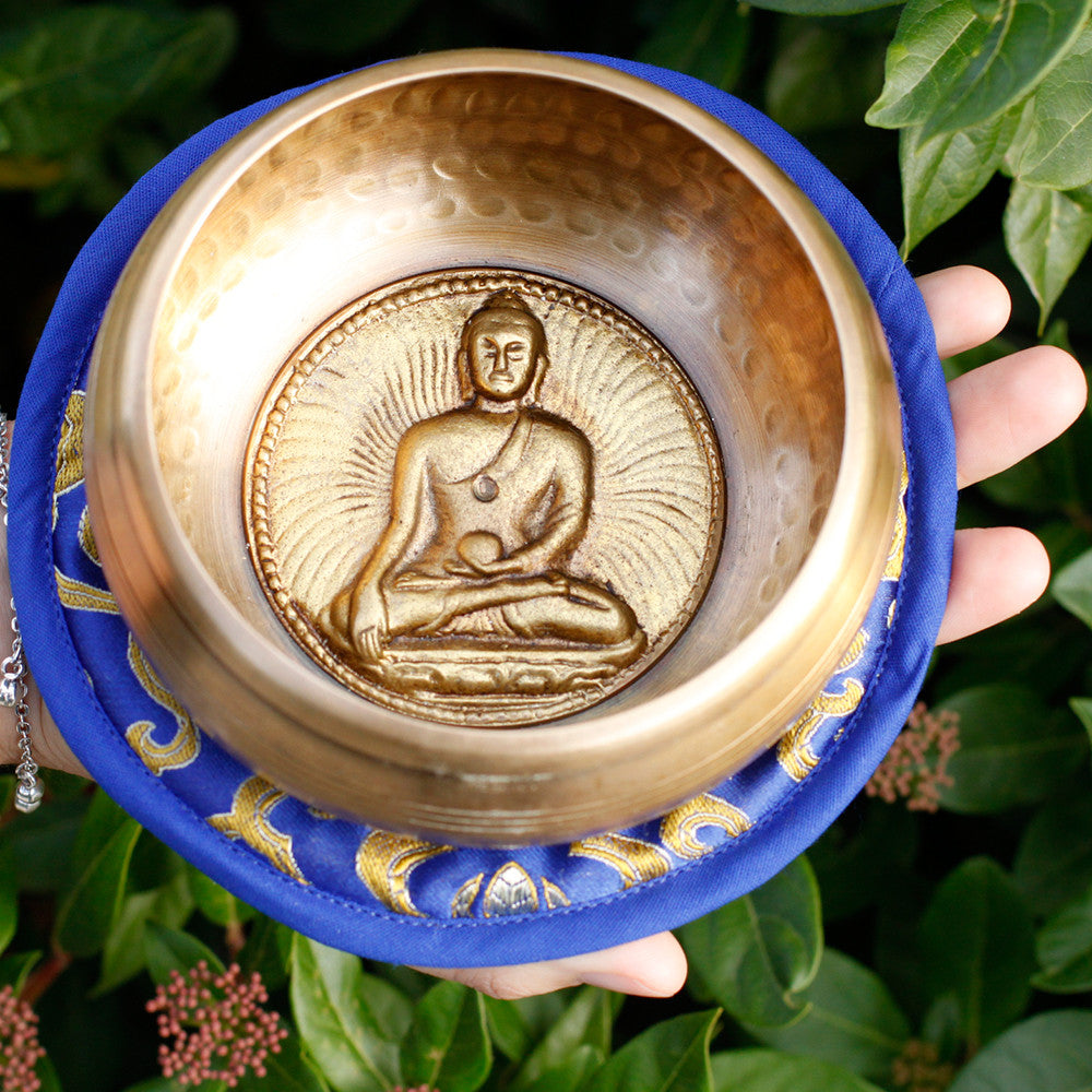Medicine Buddha Singing Bowl