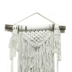 Load image into Gallery viewer, Macramé Wall Hanging - Natural Abundance
