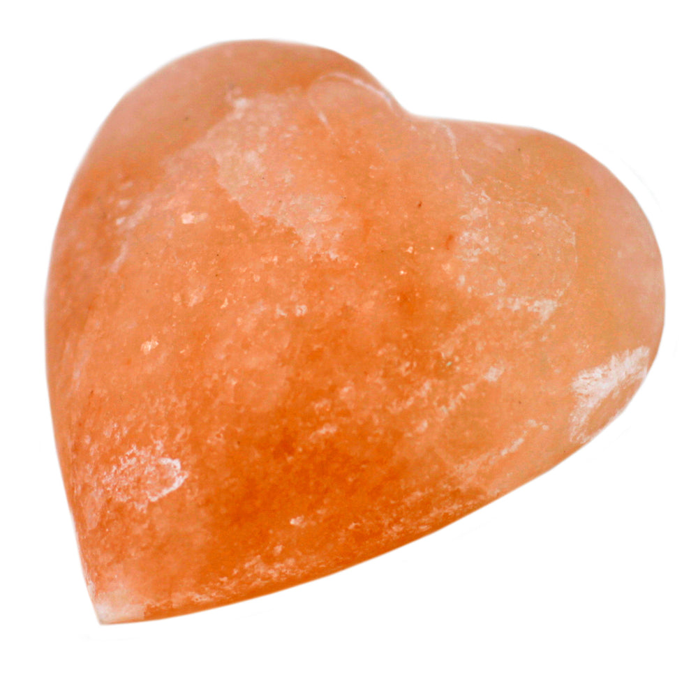 Load image into Gallery viewer, Mineral Salt Deodorant - Heart Shaped Deodorant Stone